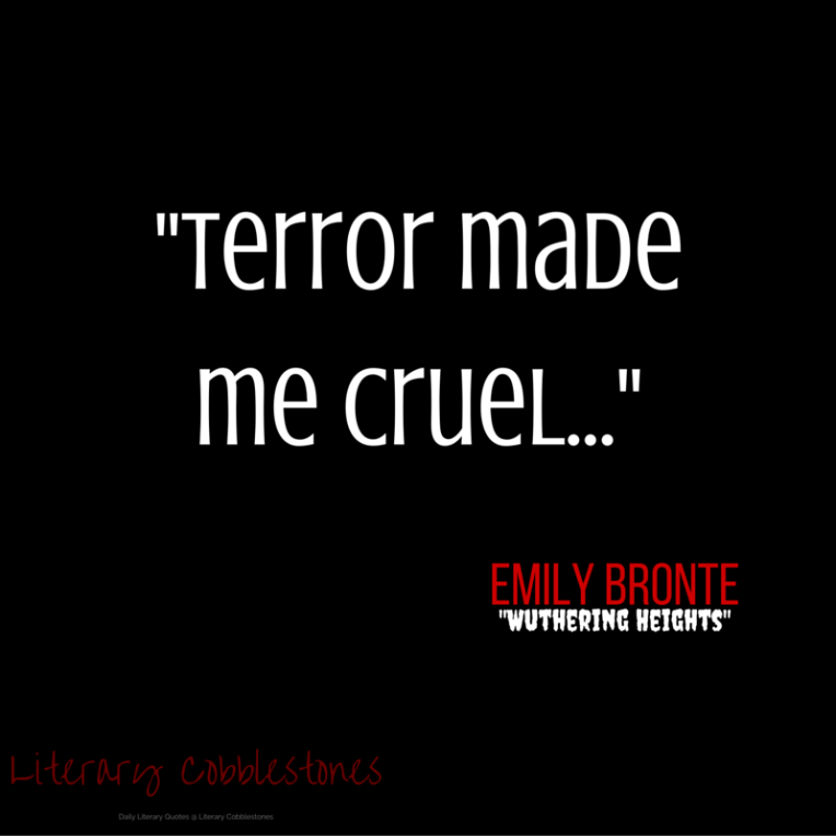 Wuthering Heights Quotes: October 6: Emily Bronte